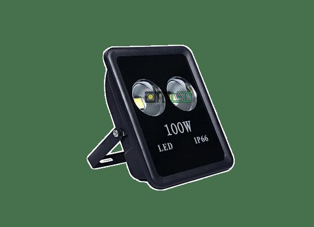 Đèn pha LED siêu mỏng 100W