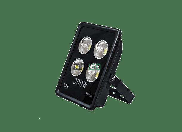 Đèn pha LED siêu mỏng 200W