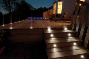 Ứng dụng của đèn LED âm đất tròn 18W - Ảnh 1