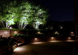 Ứng dụng của đèn LED âm đất tròn 3W - Ảnh 2