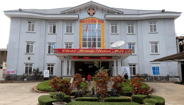 Bệnh viện Hùng Vương Phú Thọ