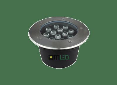 Đèn LED âm đất tròn 12W