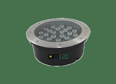 Đèn LED âm đất tròn 24W