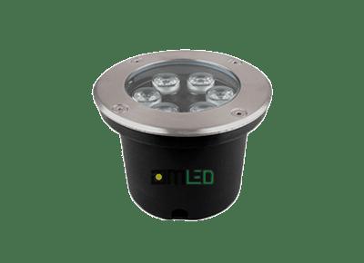 Đèn LED âm đất tròn 6W