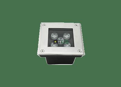 Đèn LED âm đất vuông 5W