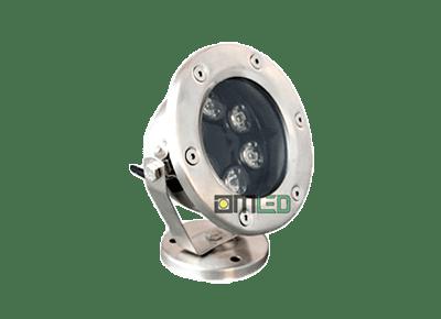 Đèn LED âm nước thường 6W