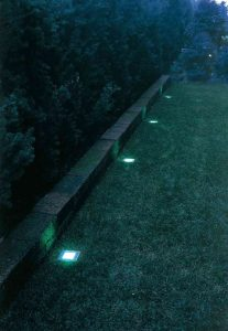 Ứng dụng của đèn LED âm đất vuông 5W
