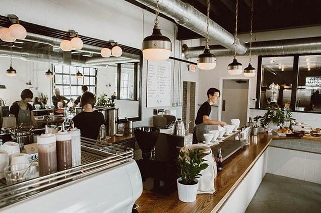 Cách thiết kế ánh sáng và trang trí quán cafe tuyệt đẹp - Ảnh 1
