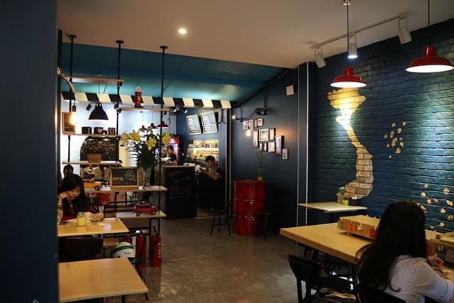 Cách thiết kế ánh sáng và trang trí quán cafe tuyệt đẹp - Ảnh 2