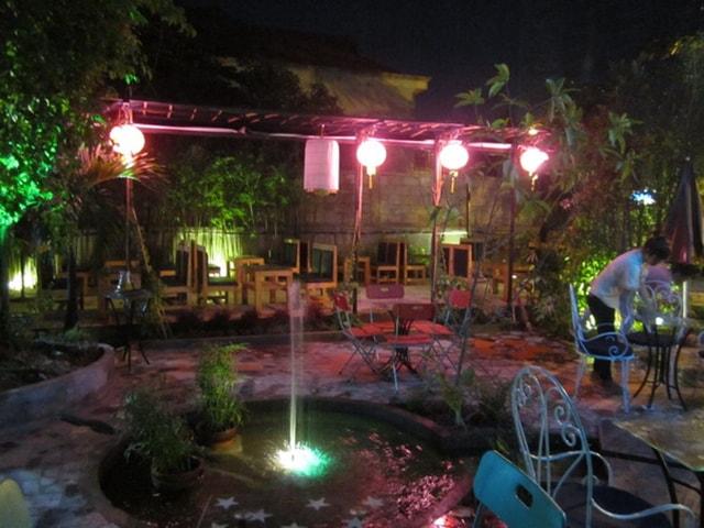 Cách thiết kế ánh sáng và trang trí quán cafe tuyệt đẹp - Ảnh 3