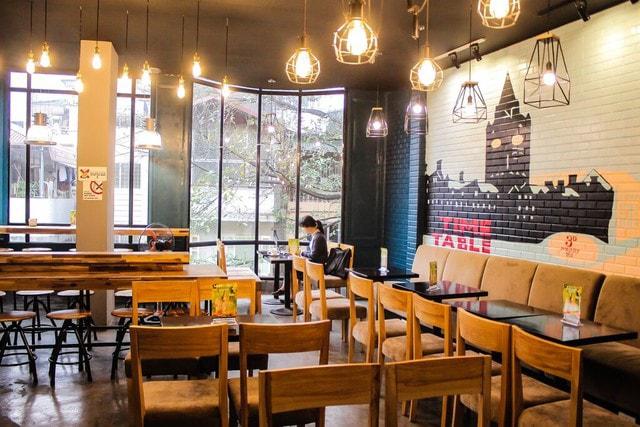 Cách thiết kế ánh sáng và trang trí quán cafe tuyệt đẹp - Ảnh 4