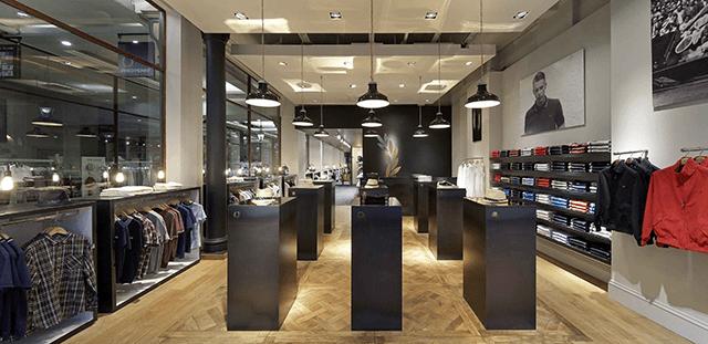 Cách trang trí shop thời trang bằng đèn LED cực ấn tượng - Ảnh 4