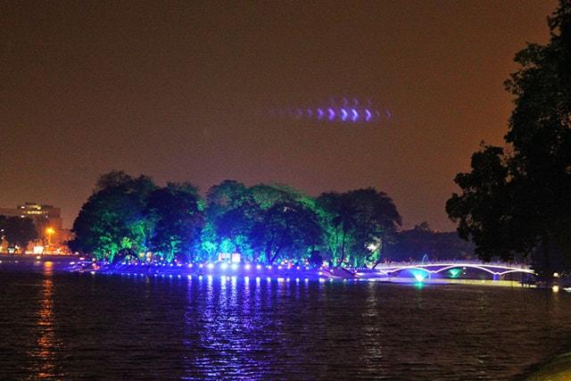 Giải pháp chiếu sáng cho công viên, vườn hoa - Ảnh 1