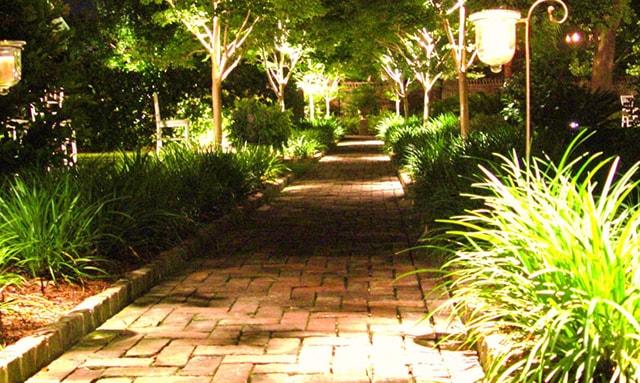 Giải pháp chiếu sáng cho công viên, vườn hoa - Ảnh 3