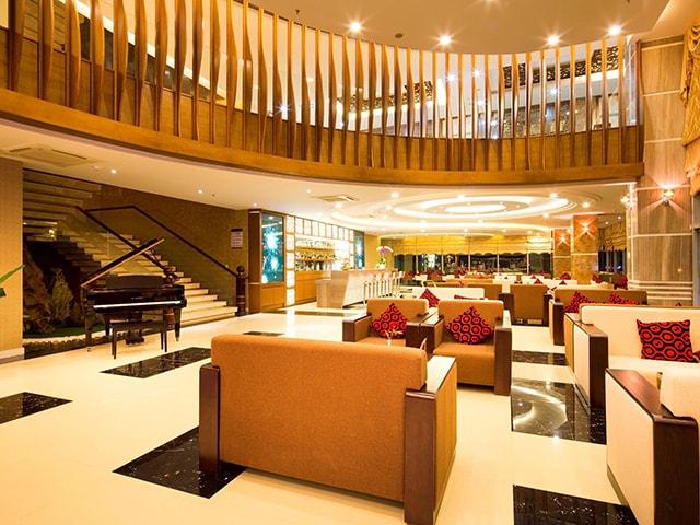 Giải pháp chiếu sáng cho khách sạn, nhà hàng - Ảnh 1