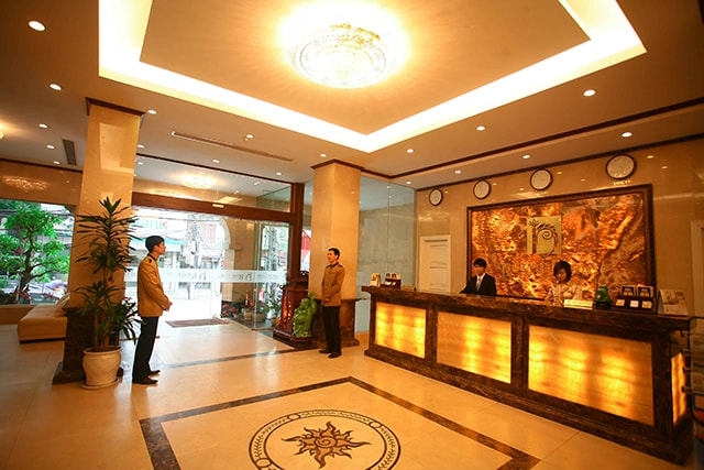 Giải pháp chiếu sáng cho khách sạn, nhà hàng - Ảnh 2