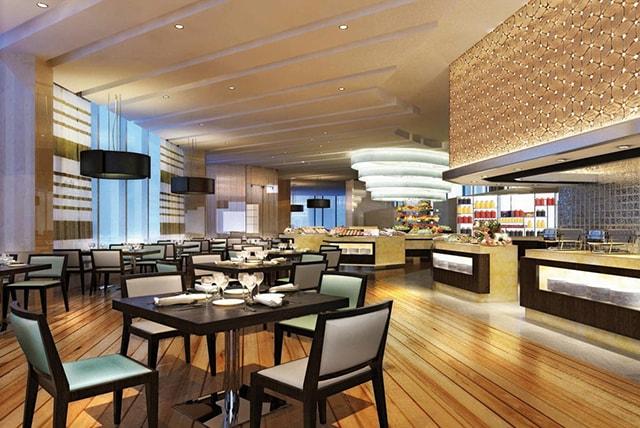 Giải pháp chiếu sáng cho khách sạn, nhà hàng - Ảnh 4