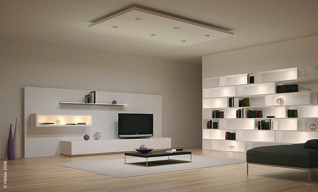 Giải pháp chiếu sáng cho ngôi nhà thêm lung linh hiện đại - Ảnh 1