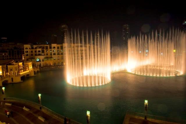 Giải pháp chiếu sáng đài phun nước nghệ thuật - Ảnh 4