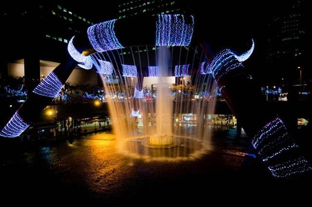 Giải pháp chiếu sáng đài phun nước nghệ thuật - Ảnh 8