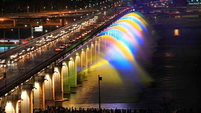 Giải pháp chiếu sáng đài phun nước nghệ thuật - Ảnh 9