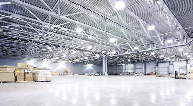 Tất cả giải pháp chiếu sáng nhà xưởng, nhà máy, nhà kho - Ảnh 1