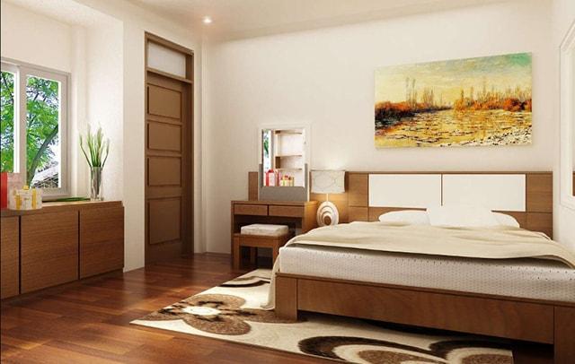 Thiết kế chiếu sáng cho phòng ngủ - Ảnh 1