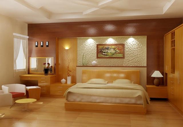 Thiết kế chiếu sáng cho phòng ngủ - Ảnh 3