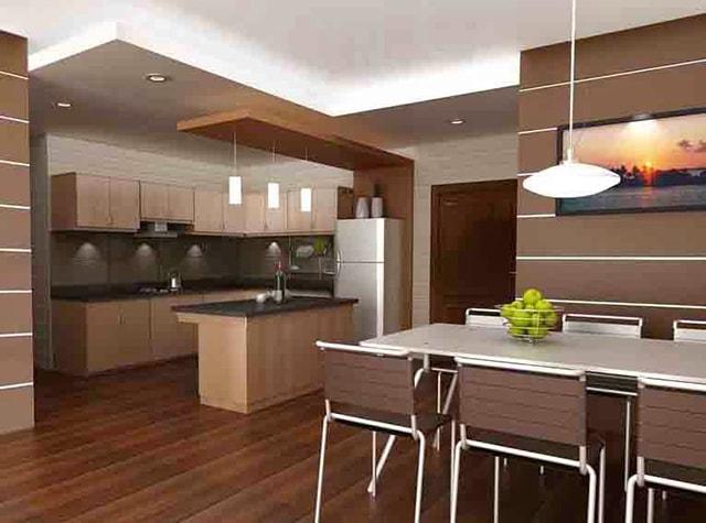 Cách thiết kế chiếu sáng cho nhà bếp thêm ấm cúng - Ảnh 4