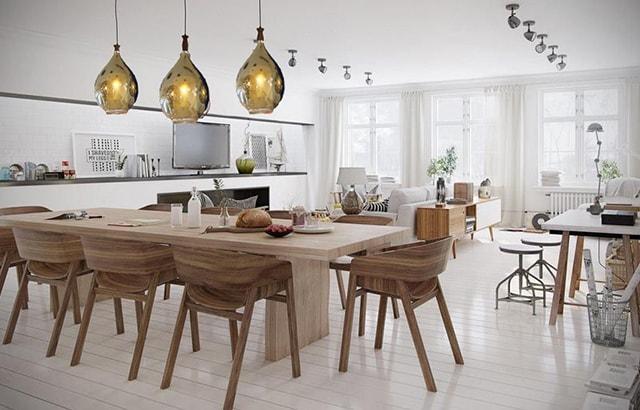Cách thiết kế chiếu sáng cho nhà bếp thêm ấm cúng - Ảnh 6