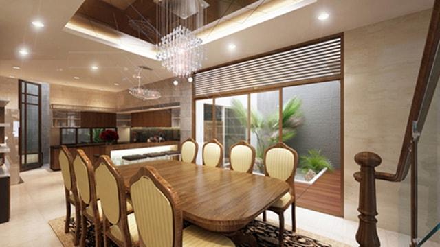 Cách thiết kế chiếu sáng cho nhà bếp thêm ấm cúng - Ảnh 7