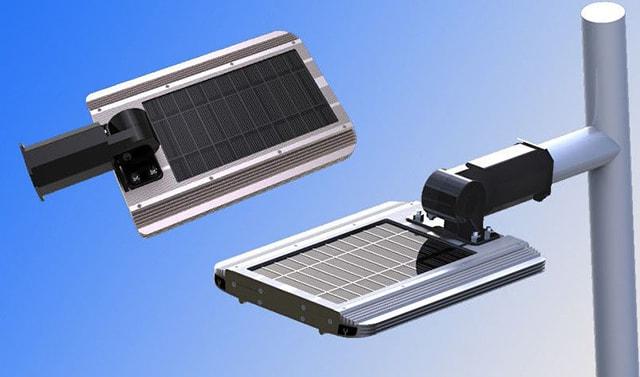 Đèn LED năng lượng mặt trời sẽ là tương lai của chiếu sáng - Ảnh 1
