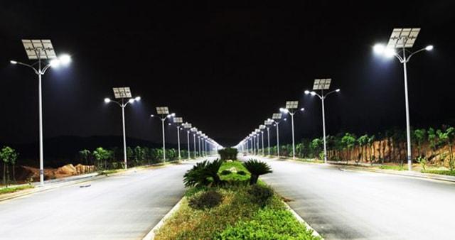 Đèn LED năng lượng mặt trời sẽ là tương lai của chiếu sáng - Ảnh 2