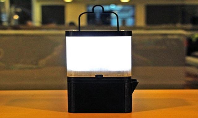 Tin công nghệ: Đèn LED phát sáng bằng nước muối - Ảnh 1
