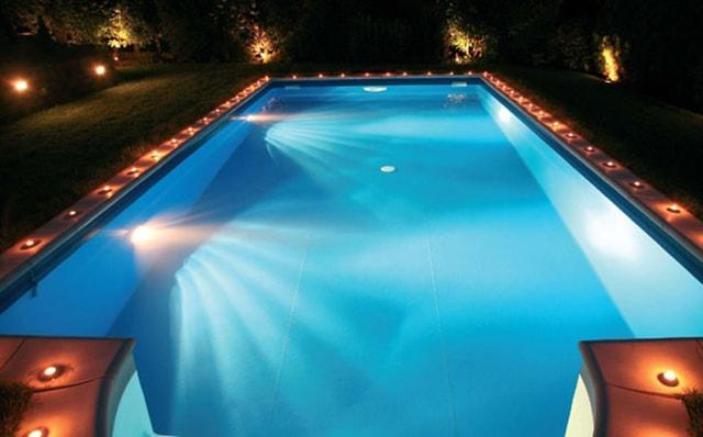 Giải pháp chiếu sáng cho hồ bơi an toàn và hiệu quả - Ảnh 4