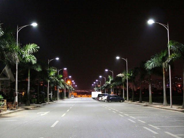 Tiêu chuẩn thiết kế chiếu sáng đường phố - Ảnh 1
