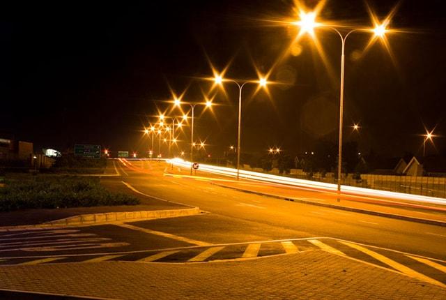 Tiêu chuẩn thiết kế chiếu sáng đường phố - Ảnh 2