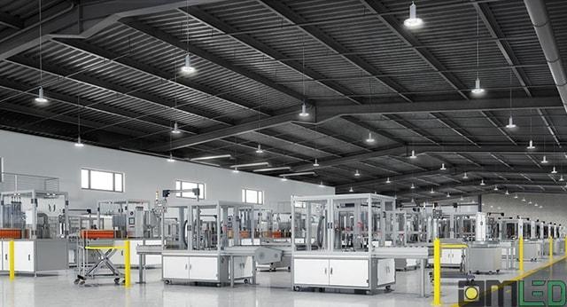 Yêu cầu và giải pháp chiếu sáng công nghiệp - Ảnh 4