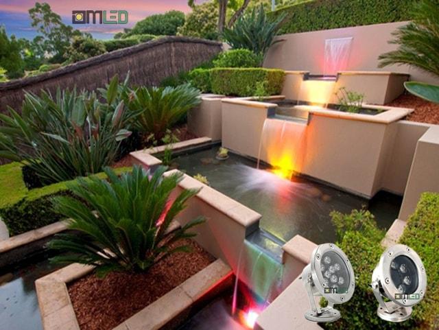Cung cấp đèn LED cho các công trình tiểu cảnh sân vườn tại Bắc Ninh - Ảnh 3