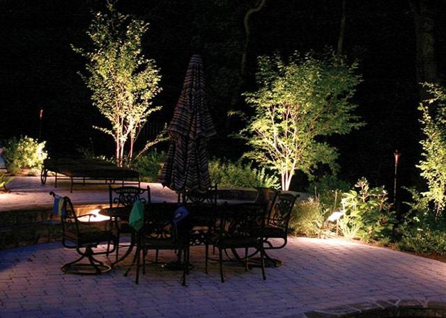 Đèn pha LED ngoài trời là gì? Cấu tạo, Ưu điểm và Ứng dụng - Ảnh 2