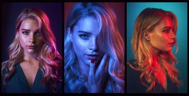 Thiết bị đèn LED tạo hàng triệu màu sắc cho các nhiếp ảnh gia chân dung - Ảnh 4