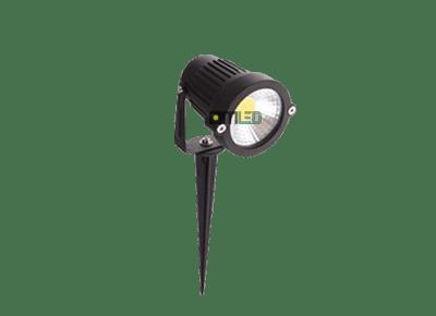 Đèn cắm cỏ COB 7W - Chân cắm