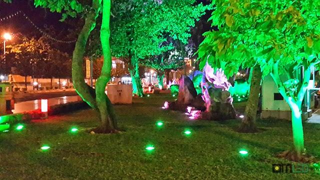 Phân phối đèn LED ngoài trời cao cấp tại Phú Thọ - Ảnh 1