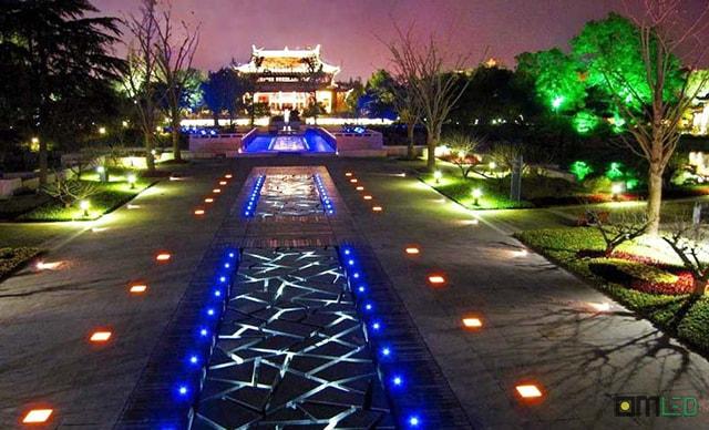 Phân phối đèn LED ngoài trời cao cấp tại Phú Thọ - Ảnh 2